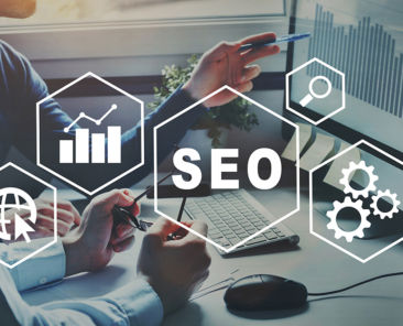 SEO Search Engine Optimization concept, ranking traffic on website, internet technology for business company